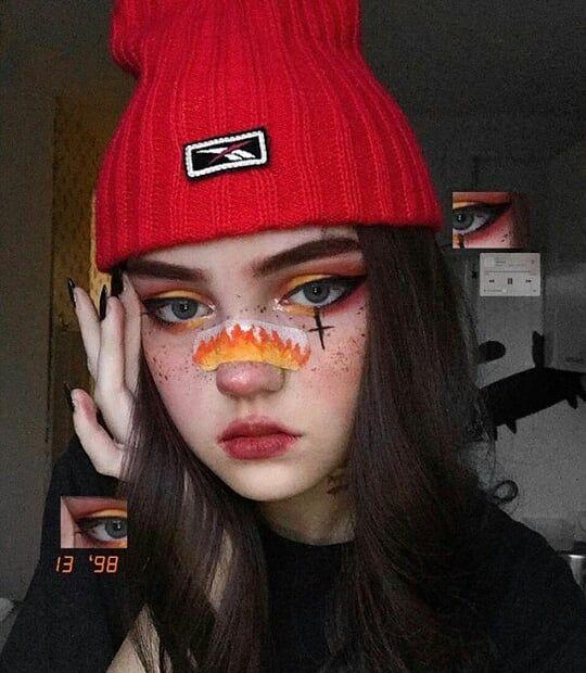 Una girl