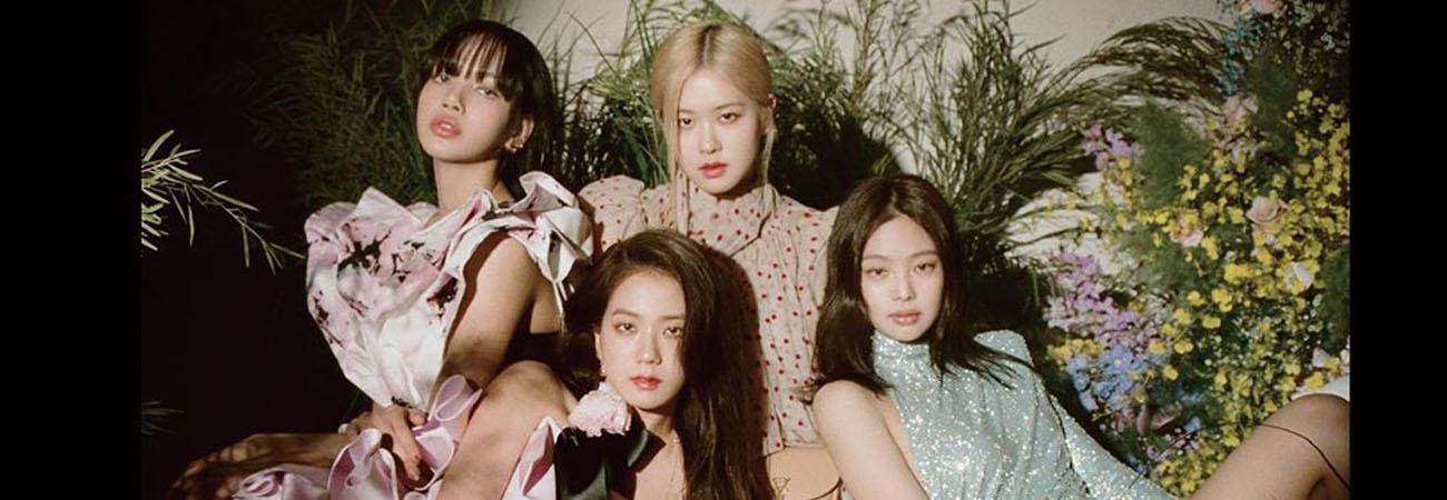 Blackpink En La Portada De Vogue Korea Kpop Lat