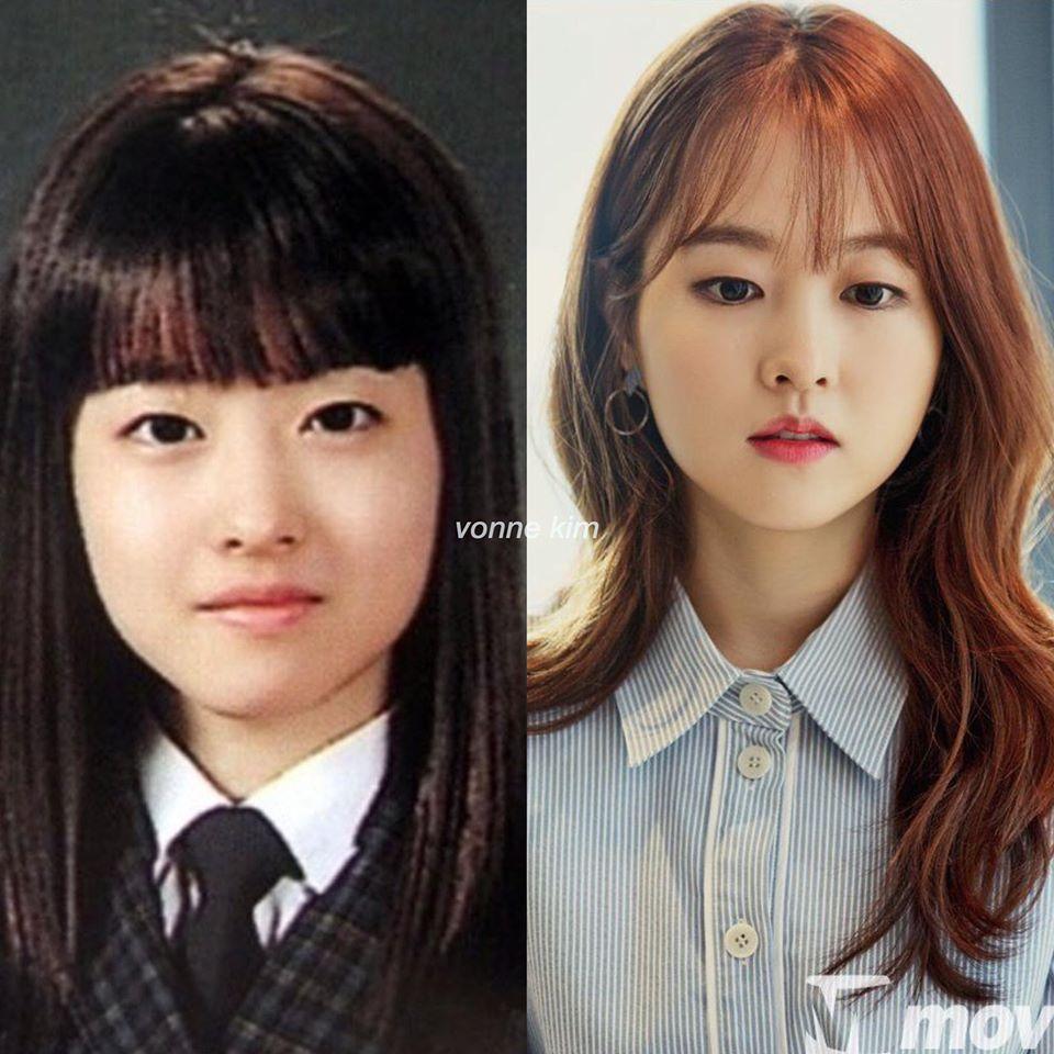 Actrices Coreanas así lucían nuestras actrices coreanas favoritas antes y