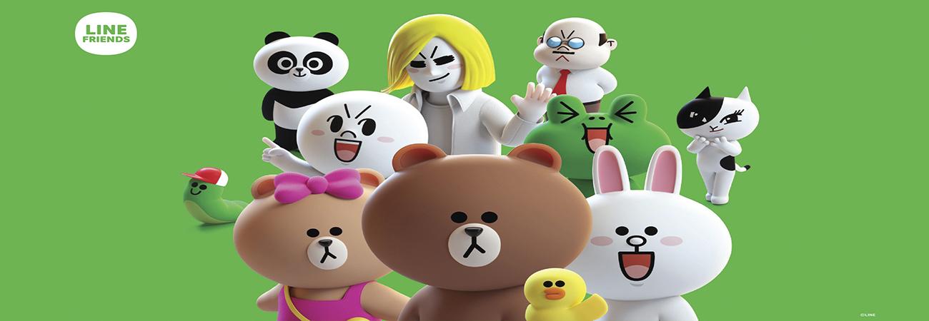 En Japón es Hello Kitty y en Corea del Sur es....