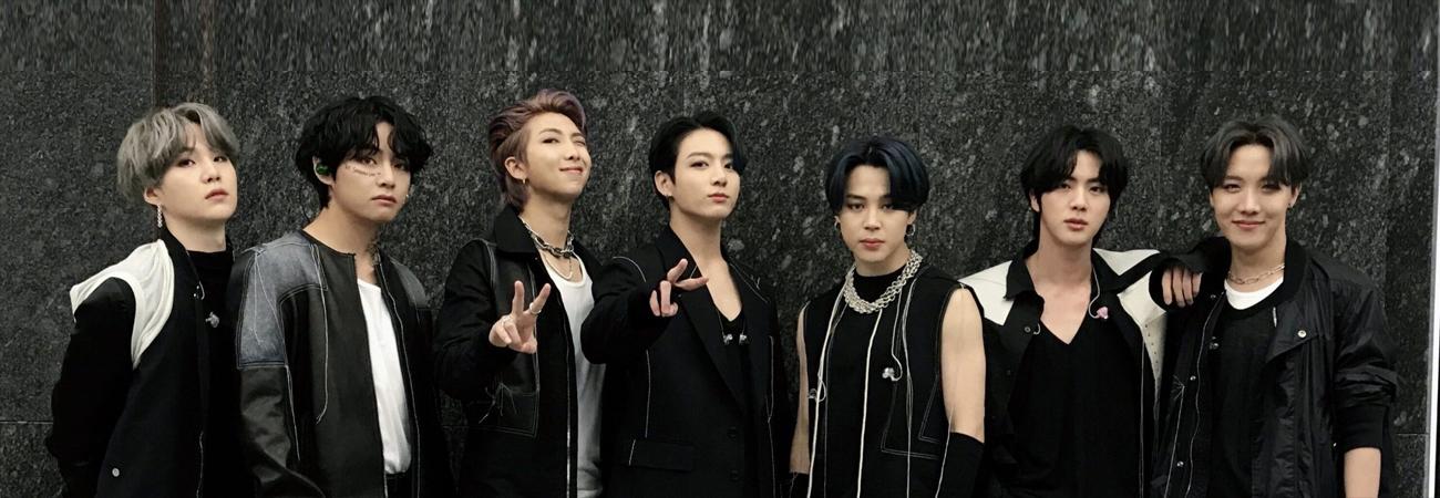 BTS participara en el concierto en línea 2020 iHeartRadio Music Festival