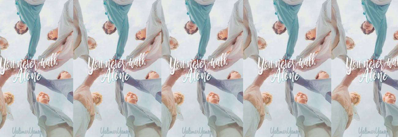 Fanfic: You Never Walk Alone, BTS