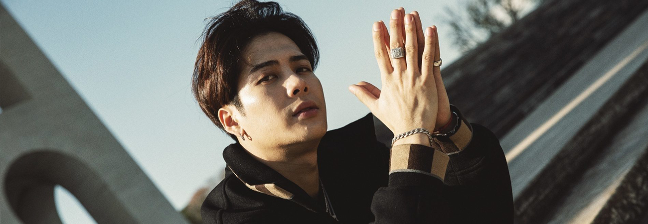 Jackson Wang de GOT7 lanza su marca de ropa