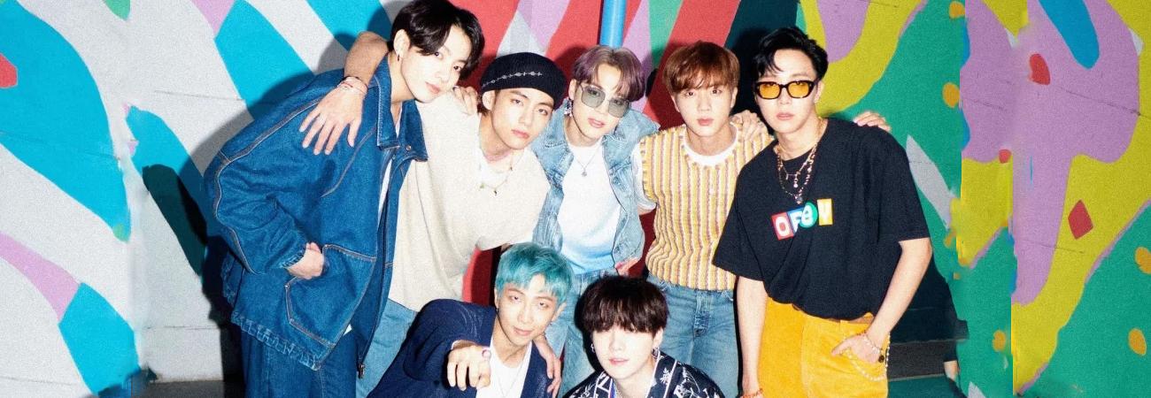 Billboard abre una votación para el mejor lanzamiento musical 'Dynamite' de BTS nominado