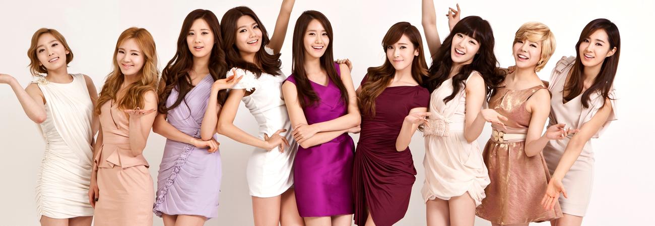 Los increíbles del grupo de chicas Girl's Generation en estos 13 años