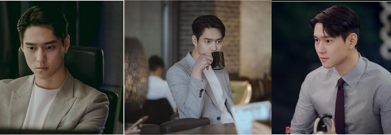 Go Kyung Pyo comparte porque decidió trabajar en Private Life