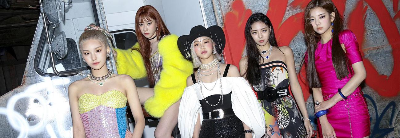 """ITZY cuenta detalles de su canción debut """"DALLA DALLA"""""""
