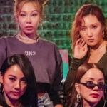 Lee Hyori, Jessi, Hwasa de MAMAMOO y Uhm Jung Hwa se unen para crear el nuevo grupo de kpop Refund Expedition