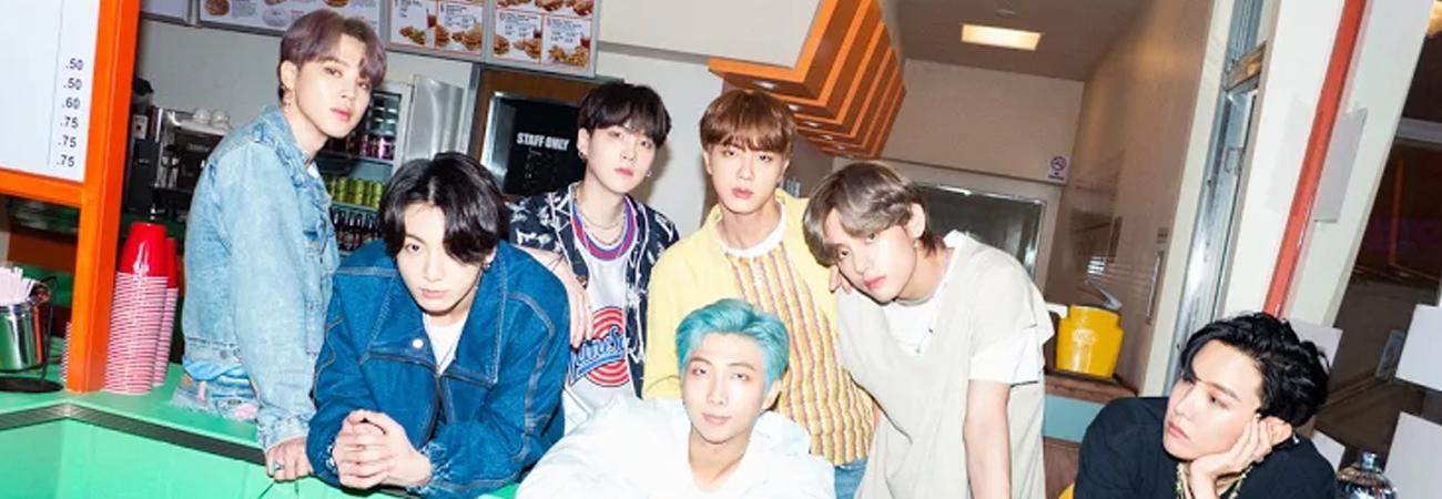 ¡Gana la oportunidad de platicar con BTS! iHeartRadio lanza concurso