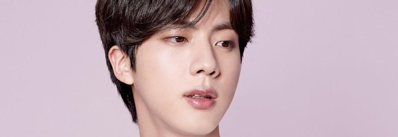 Jin de BTS establece un nuevo récord mundial en iTunes