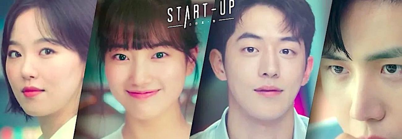 Presentan el trailer del nuevo dorama de empresarial, Start-up