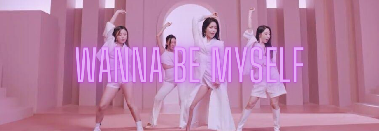 'Wanna be Myself' de MAMAMOO, letra en español