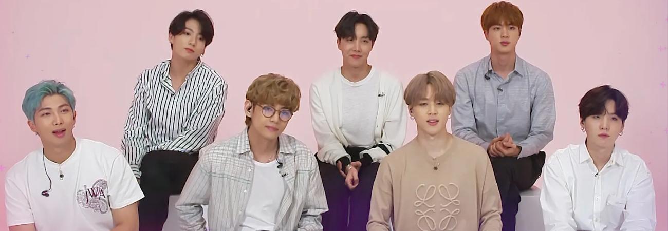 BTS manda un mensaje especial a ARMY durante la entrevista de BBC