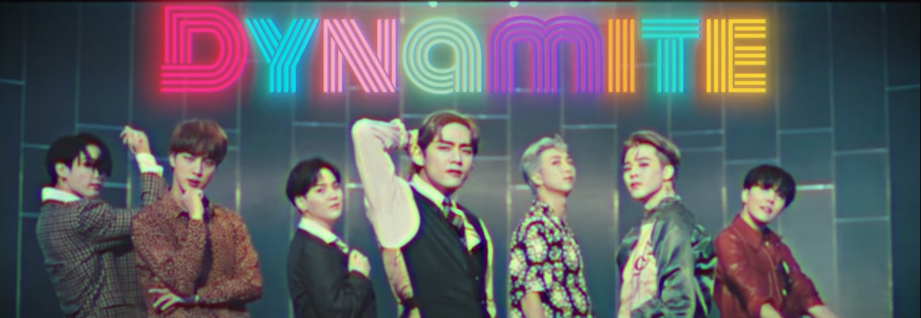 DYNAMITE de BTS regresa al puesto #1 de los Hot 100