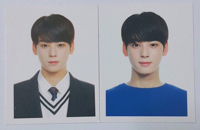 ¡Mira como se ven estos idols en sus identificaciones!