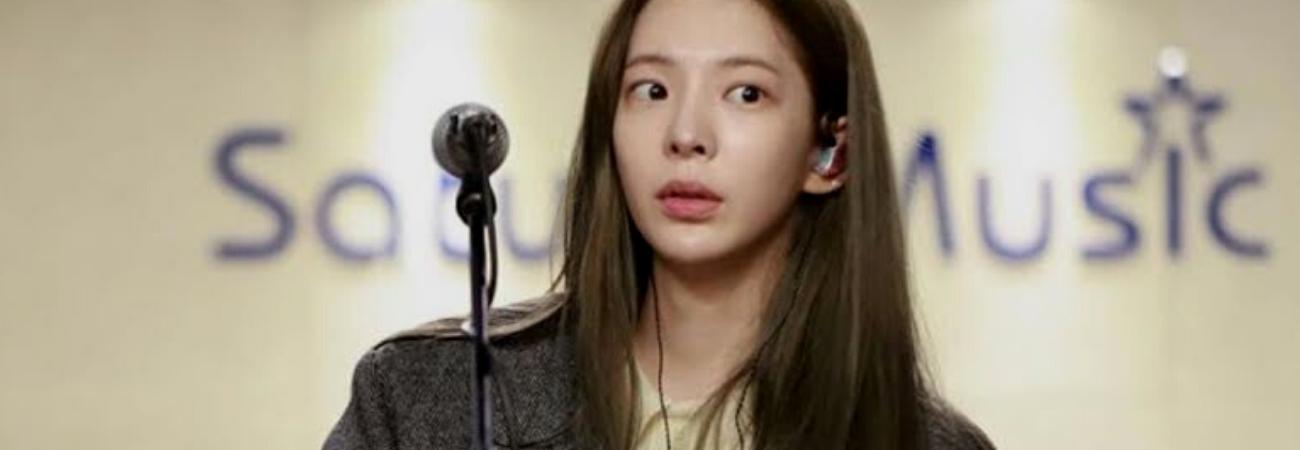 Jang Jane explica por que decidiu revelar que foi vítima de agressão sexual