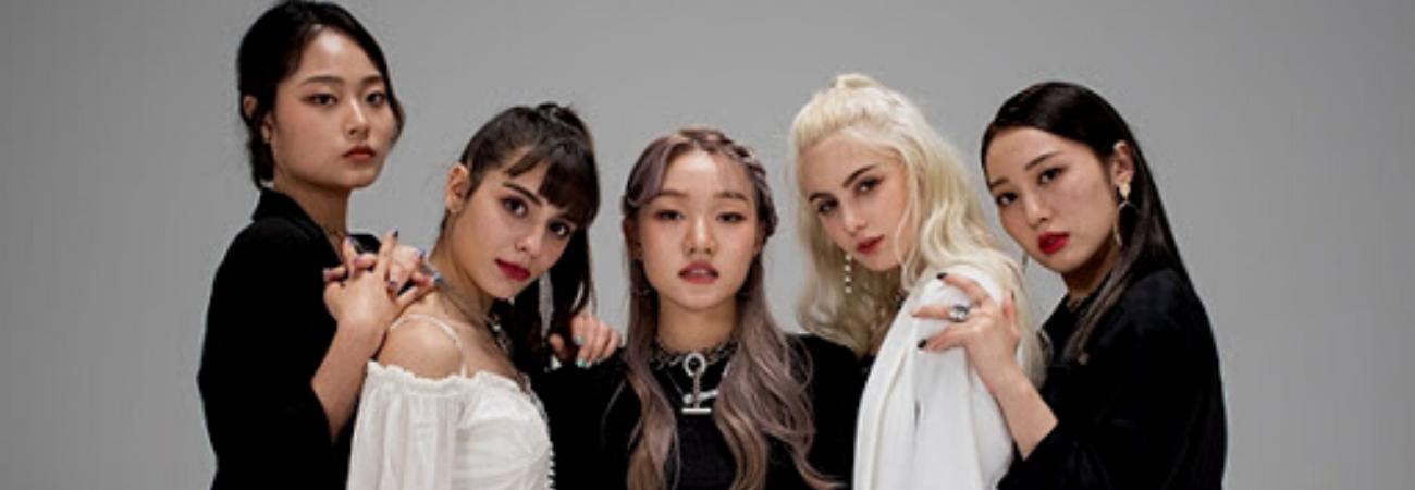 PRISMA, el nuevo grupo de K-Pop multicultural