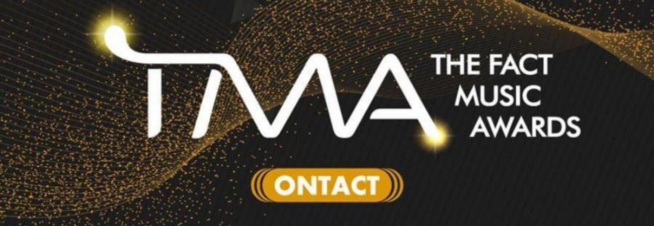 The Fact Music Awards realizará su ceremonia en línea y sin audiencia
