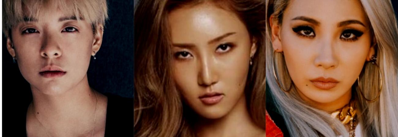 Idols femeninas del K-pop que han roto con los estereotipos