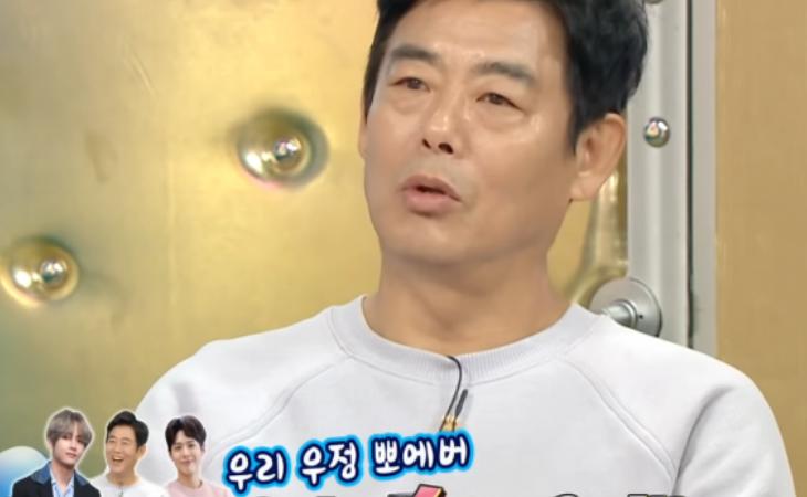 El actor Sung Dong-il habla sobre su amistad con Park Bo Gum y V de BTS