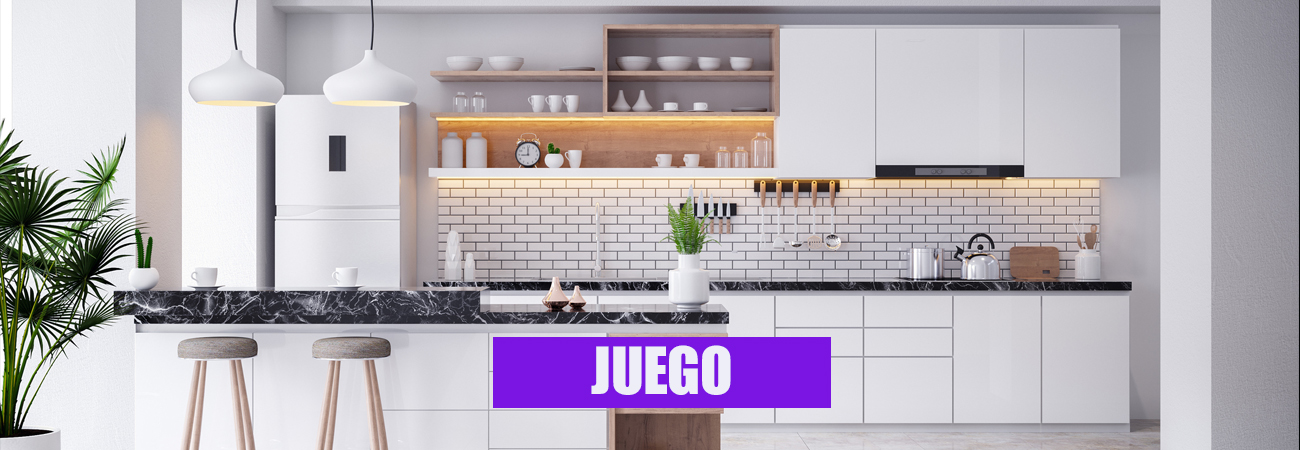 Juego diseña tu cocina ideal y te diremos que combinación de soju debes de probar