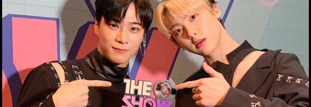 Moonbin y Sanha de ASTRO gana en el programa de kpop The Show con Bad Idea
