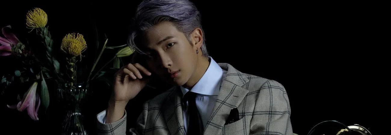 RM de BTS responde a los comentarios sobre lo sucedido en su pierna mientras graba In The Soop