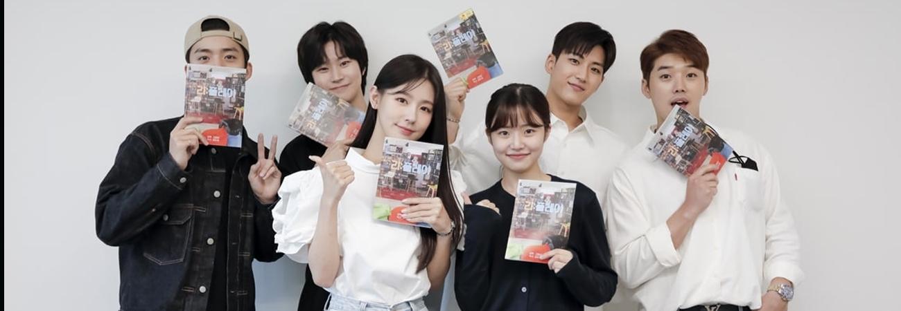 Miyeon de (G) I-DLE y Hwiyoung de SF9 confirmados para el kdrama Replay