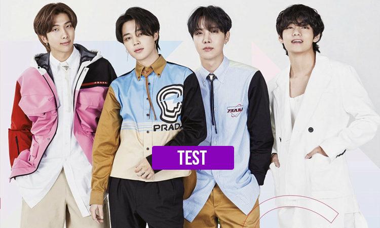 Test: Quién sería tu novio, amante o amigo: ¿RM, Jimin, J-hope o V?