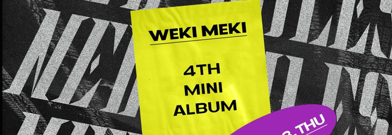 Weki Meki revelan los nuevos detalles de su comeback en octubre