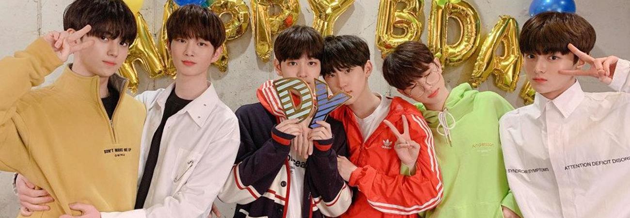 El grupo Rookies de Woollim debutara en octubre junto a Cha Jun Ho de X1