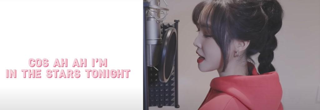 Yuju de GFRIEND realiza cover de Dynamite de BTS