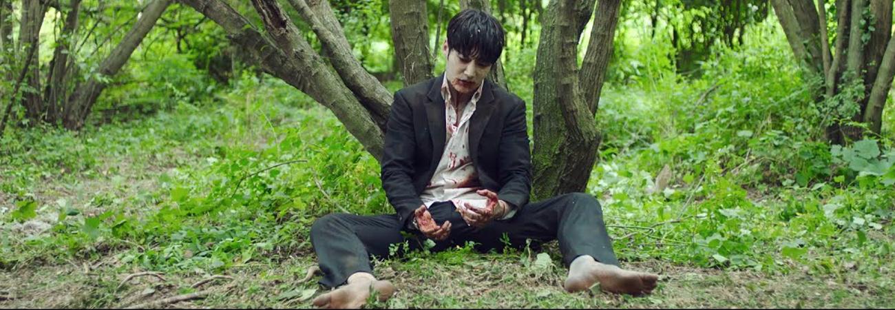 El encuentro de Choi Jin Hyuk con Park Ju Hyun en modo zombie en Zombie Detective
