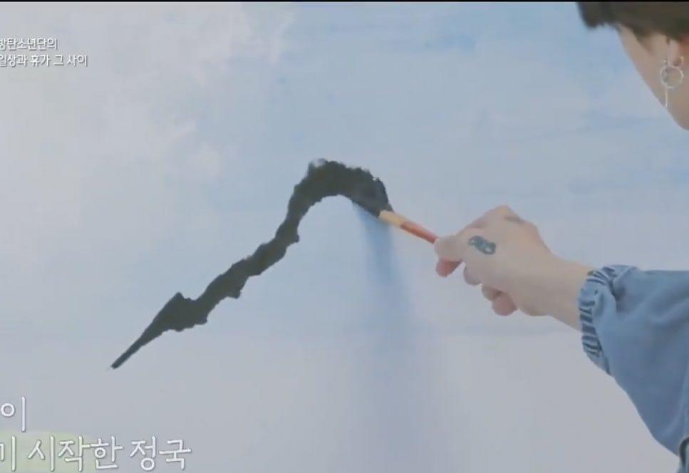 Te sorprenderás tanto como los miembros de BTS al conocer el nuevo talento de Jungkook