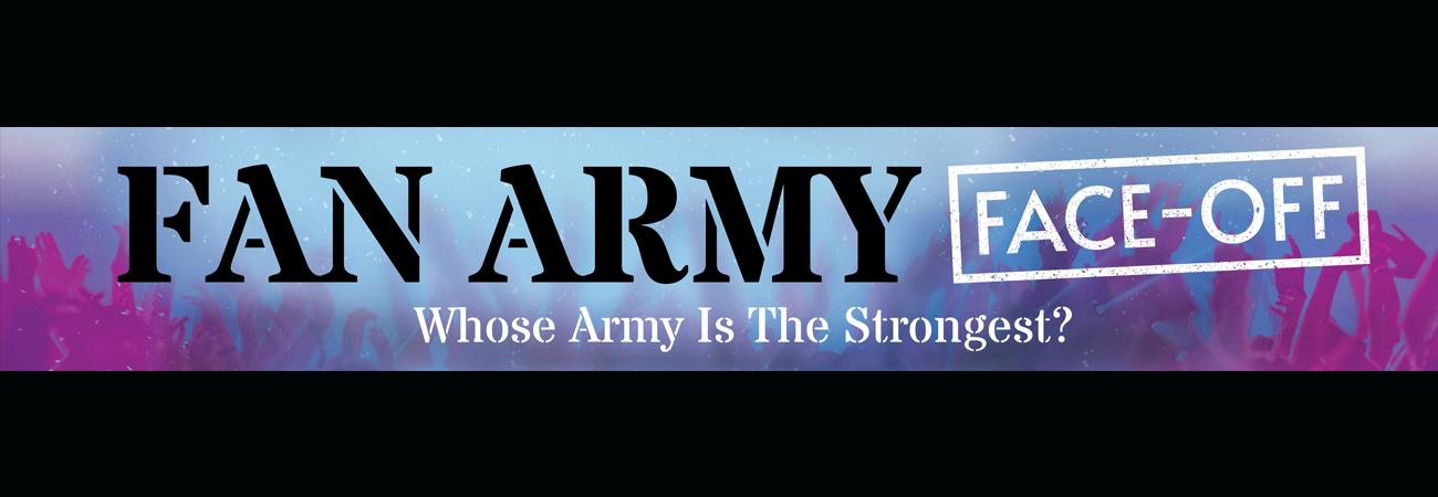 ARMY,EXO-L,Carat, I GOT7 ,MOA , MONBEBE Voten que fandom es el más fuerte de Billboard