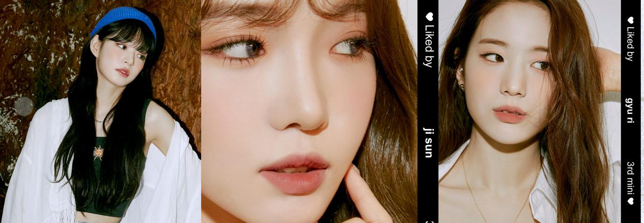 El grupo de kpop Fromis_9 presenta teaser de imagenes para su comeback
