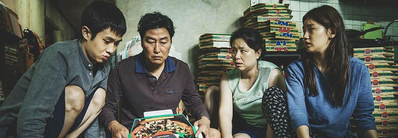 'Parasite' está nominada a 10 premios en los 14th Asian Film Awards