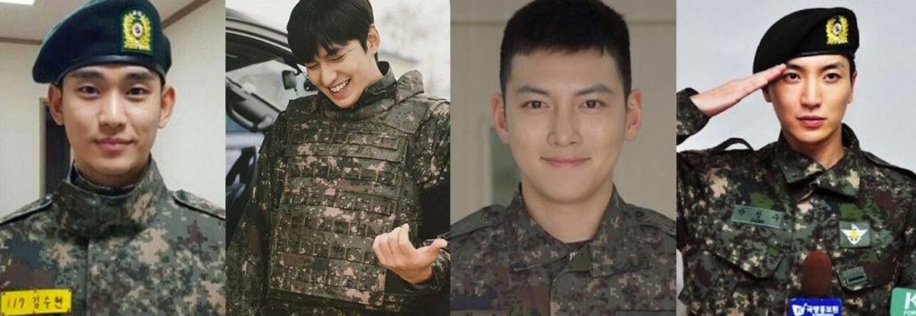 Las estrellas de kpop podrían ya no hacer servicio militar, ley en revisión