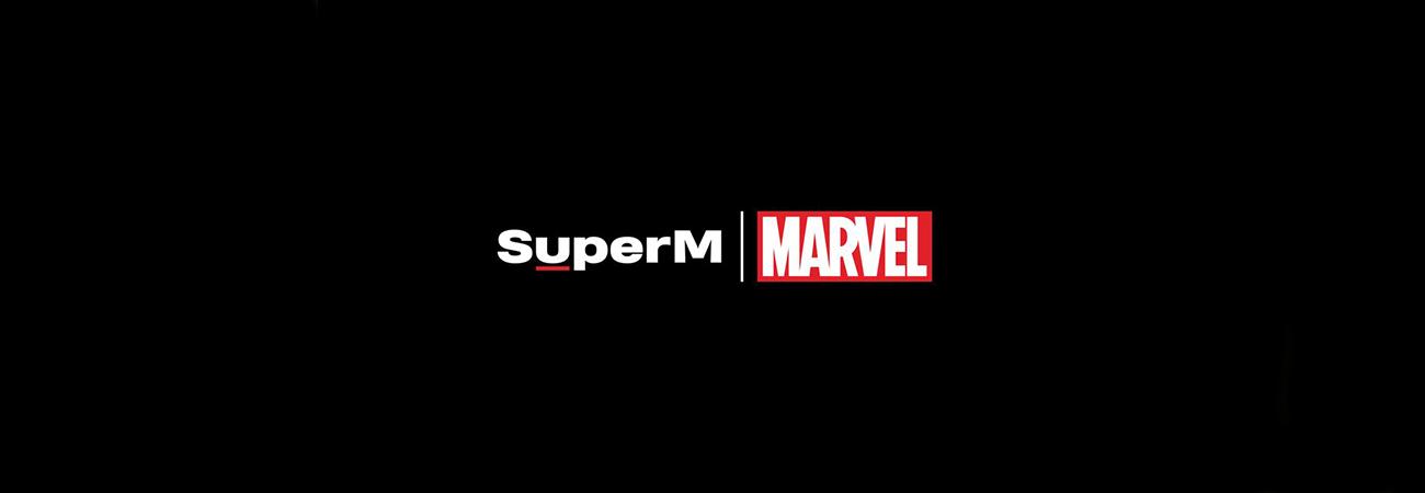 O quê?! SuperM anuncia colaboração com MARVEL