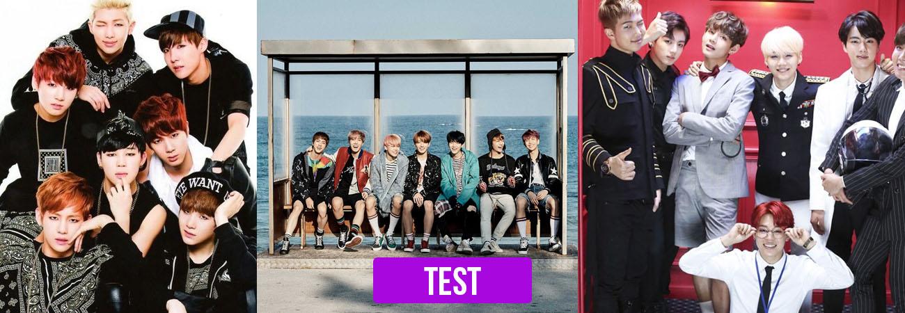 TEST: ¿Qué era de BTS va con tu personalidad?
