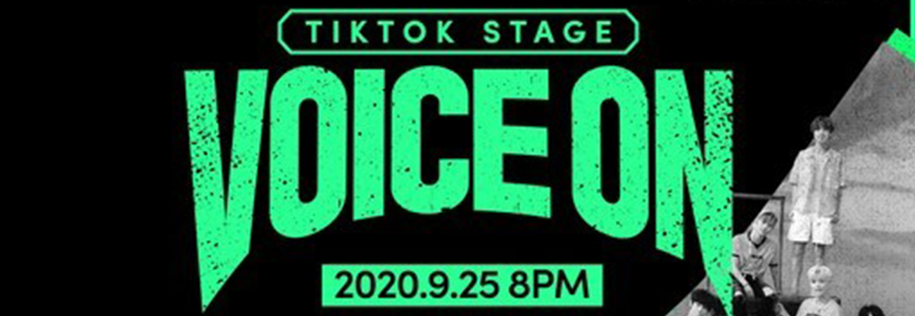 'TikTok Stage Voice On', el nuevo concierto de Kpop gratuito