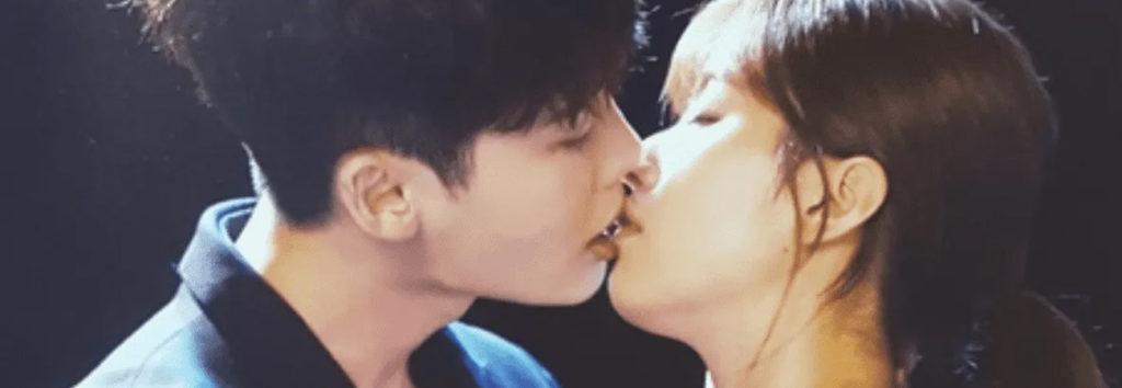 Qual é a melhor cena de beijo dos k-dramas?