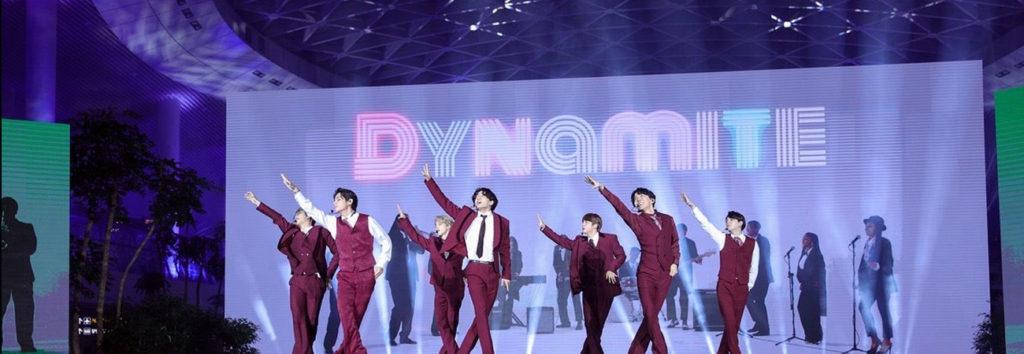 ¿Sabes porque BTS hizo su presentación de los BMA en el Aeropuerto de Incheon?