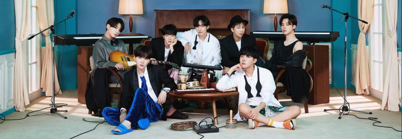 BTS ha revelado el primer teaser de fotografía para su álbum BE