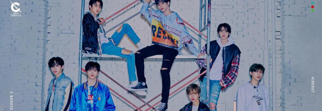 CRAVITY presenta teaser de fotografías para Ohh-Ahh con Minhee, Serim y Wonjin