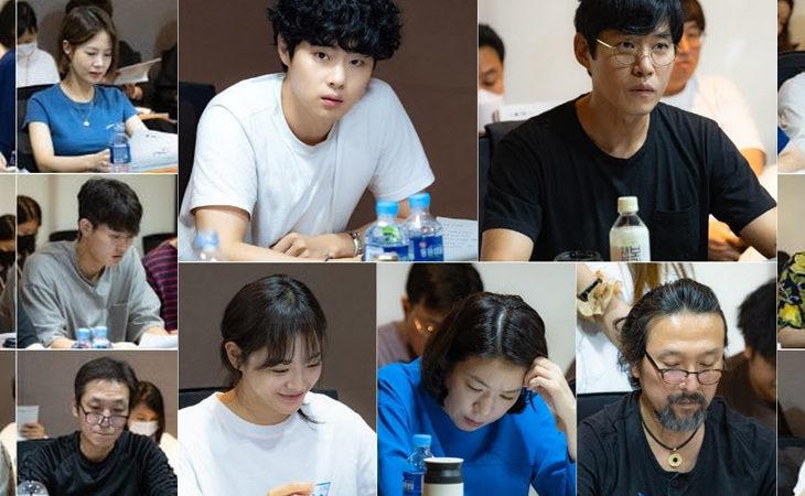 """Descubre cómo fue la lectura del guion para el nuevo drama """"Amazing Rumor"""""""