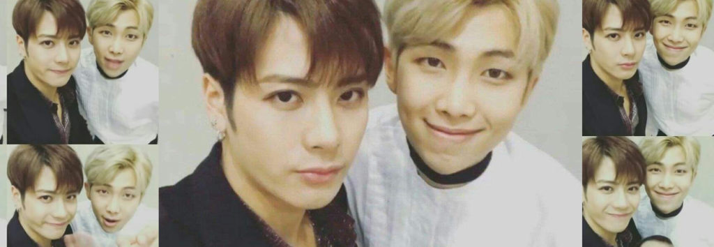 RM cree que esta saliendo con Jackson por este rap