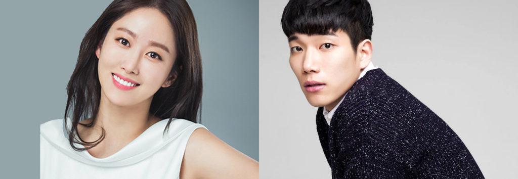 Kim Kyung Nam y Jeon Hye Bin en conversaciones para el kdrama Someone Else's Happy House