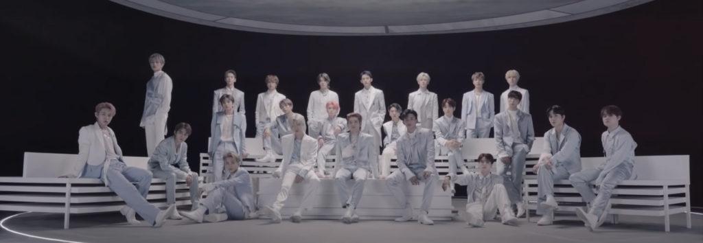 No es año nuevo y NCT ya lo esta celebrando con 2020 YearParty