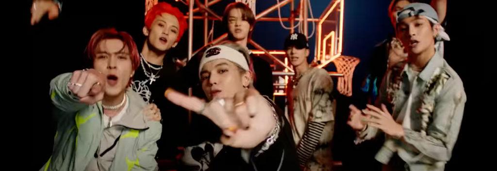 Descubre el nuevo track video de NCT U con Misfit